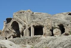Uplistsikhe (Peter Ashton aka peamasher) Tags: archaeology georgia uplistsikhe