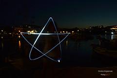 I am a Star... (Dimitra Kirgiannaki search engine the whole spring) Tags: summer lightpainting night island greek photography star tripod experiment august noflash greece 2014 aigina dimitra sporades nikond3100 kirgiannaki