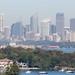 Sydney CBD's eastern skyline