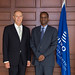 WIPO Director General Meets With Djibouti Minister Delegate