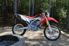 Honda CRF250L (V-rider) Tags: new outdoors woods ride metric motorcycle ralph 250 dualsport 212 2014 rhm vrider97 crf250l ride105 vrider14