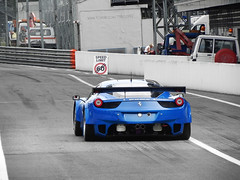 Smurf Blue (Ste Bozzy) Tags: blue italy car race italia blu ferrari pit racing lane exit niki gt2 motorsport trackday monza gtc 2014 gte 458 scuderiaferrari hasler autodromodimonza worldcars blueferrari ferrari458 ferrari458italia ferrari458gt2 ferrari458gtc ferrari458gte 19bozzy92 bluferrari nikihasler