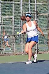 Tennis (fzx_is_phun) Tags: tennis knights mmc highschooltennis thomasdowneyhighschool tdhs modestometroconference sacjoaquinsection