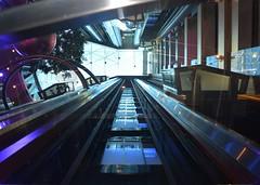 MS Celebrity Eclipse, Lift Shaft (Stuart Axe) Tags: cruise boat marine ship lift elevator deck maritime cruiseship shaft liftshaft celebritycruises deck3 deck15 celebrityeclipse mscelebrityeclipse