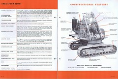 Priestman Panther IV c1950 (Runabout63) Tags: machinery brochure panther excavator earthmoving priestman