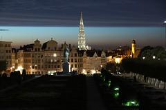 Bruxelles (moscouvite) Tags: voyage belgique bruxelles ciel sonydslra450 heleneantonuk