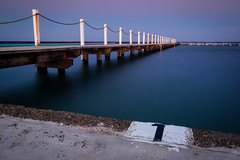 Lane 1 (James Vodicka) Tags: ocean blue pool 1 long exposure north sydney lane beaches northern narrabeen