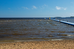 028A3570 (Byskan) Tags: sea summer river coast sweden july baltic resort sverige juli hav sommar kust havsbad byske byskelven bottenhavet byskanse byskan