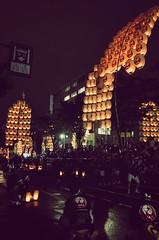 kanto matsuri, akita, japan. (tendele.) Tags: travel japan asia festivals matsuri akita kanto kantomatsuri