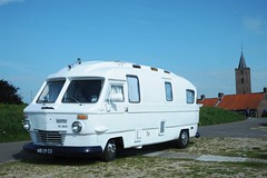 Hanomag Henschel camper (Stone.Rome) Tags: classic car vehicle recreation rv camper hanomag f20 henschel