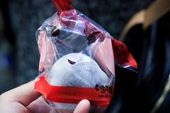 Ddalgi-Mochi!! (Ellarino) Tags: street food strawberry mochi myeongdong dalgi ddalgi