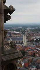 Sint-Romboutstoren (mechelenblogt_jan) Tags: mechelen sintromboutstoren olvoverdedijlekerk