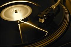 33 rpm (mattvarney812) Tags: music sepia nikon dj vinyl retro record