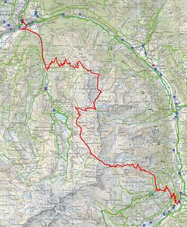 2014-10-04 GLARUS_Elm-Wildmadfurggeli-Berglimattsee-Schwanden