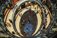 Mall of Berlin (3) (Lens Daemmi) Tags: berlin mall shopping lens deutschland body olympus center fisheye 180 cap omd 9mm einkaufszentrum em10 mallofberlin