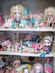 Random Dolly shelf Sunday
