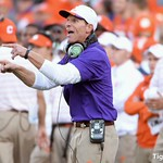 NC State at Clemson Photos