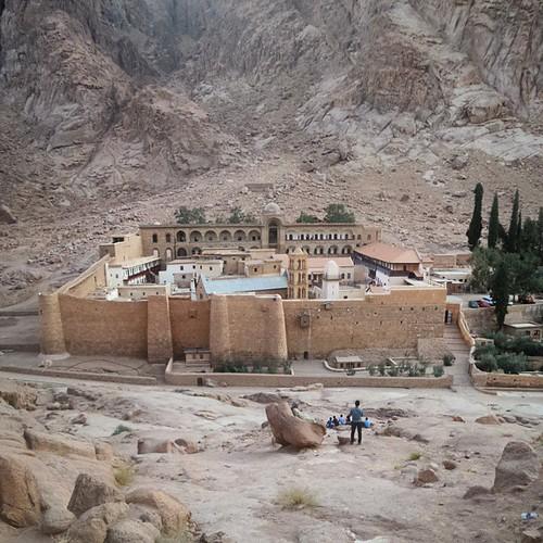 #دير_سانت_كاترين #سيناء #مصر  #St_Catherines_Monastery #sinai #Egypt #Travel #Travel_Photography #travel_with_mheshamm