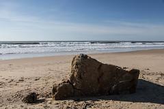 Bunker (Cilcgaillard) Tags: mer flickr sable bunker medoc vague plage flaque aquitaine montalivet cecilegaillard cilcgaillard