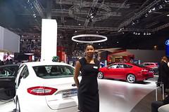 Ford Mondeo Hybrid (trasera)