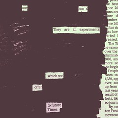 Experiments #newspaperblackout (Austin Kleon) Tags: square squareformat 1977 iphoneography instagramapp uploaded:by=instagram