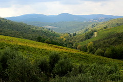Panorama a Radda in Chianti (fotografia per passione) Tags: italy canon italia tuscany chianti siena toscana toscane raddainchianti canoniani marksoetebier markchristiansoetebier canonianiitaliani
