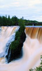 Kakabeka Falls (-IJSC-) Tags: ontario nature river landscape waterfall falls thunderbay kakabekafalls northernontario kakabeka