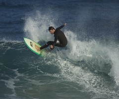 (simon60d) Tags: ocean seascape water surf waves action surfer sydney surfing beaches northern