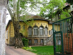 Budapest (Ferencdiak) Tags: 1920s budapest villa dm fasor vilmakirlyn