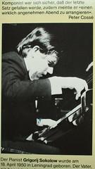 Grigorij Sokolow Pianist (Piano Piano!) Tags: artwork album vinyl lp record classical pianist disc 1977 platte sleeve hoes gramophone 12inch vynil classique klassiek plaat sokolow hulle grammofoon langspielplatte grigorij chopinpianoconcertono1op11grigorysokolowpiano munchnerphilwitoldrowicki orbismelodiaeurodisc669283 burgerbraumunchen