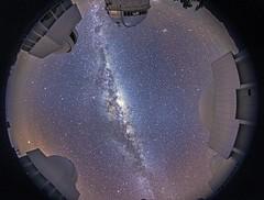 The sky over Cerro Tololo (Alex Tudori