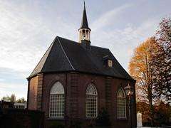 Boxtel NBr Protestants kerkje (Arthur-A) Tags: church netherlands nederland kirche kerk brabant eglise protestant noordbrabant boxtel napoleonskerk