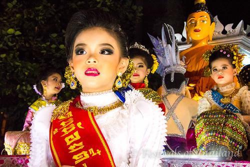 Loi Krathong - Chiang Mai - 9