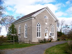Former Bowerman Wesleyan Methodist Church, built 1855 (Will S.) Tags: ontario canada church churches christian christianity 1855 methodist methodism mypics protestant princeedwardcounty bowerman protestantism wesleyanmethodist thecounty wesleyanmethodistchurch