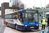 Stagecoach Manchester Volvo B10M R982 XVM, Wellington Road South, Stockport
