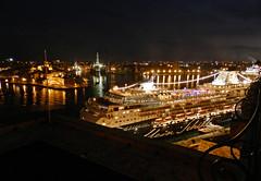Mein Schiff (silvia07(very busy)) Tags: boat harbour malta nave porto valletta navedacrociera