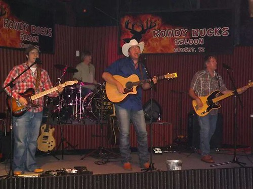 "Live Music | Rowdy Bucks Saloon | Crosby Texas • <a style=""font-size:0.8em;"" href=""http://www.flickr.com/photos/126934962@N04/15562047296/"" target=""_blank"">View on Flickr</a>"