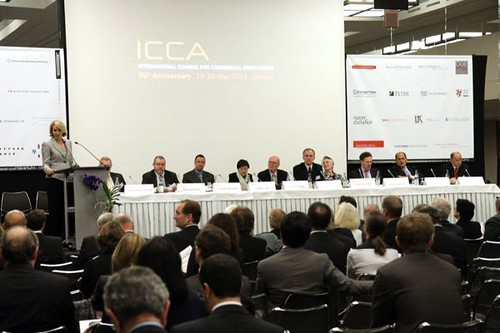 ICCA Geneva 50th Anniversary by