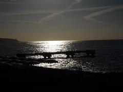 Morning sunlight (dlge) Tags: sea sunlight france water nice mediterranean ctedazur frenchriviera baiedesanges