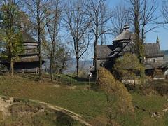 P1018594 (pavel B.) Tags: woodenchurch orthodoxchurch czarnohora