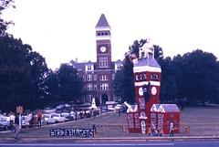1966 10 17 hcoming (clemsonstepp) Tags: homecoming clemson tillmanhall