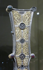 IMG_5797 (jaglazier) Tags: ireland dublin irish art archaeology silver gold october catholic spirals crafts c scrollwork crosses medieval christian museums religions nationalmuseum countymayo rituals metalworking inlay filigree enamel rockcrystal 2014 scrolls cong 12thcentury reliquaries 12thcenturyad 102114 crossofcong copyright2014jamesaglazier vikingknots