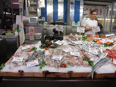 (su-lin) Tags: travel italy food market genoa genova mercato orientale