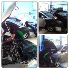 วันนี้ Toyota Vios Capsul 58 L  และ Honda Civic Donut 42 L สามารถชมงานติดตั้งแก๊ส LPG นัดคิวติดตั้ง ตรวจเช็คระบบ ปรับจูน  ได้ที่ Nine Auto Service  ลำลูกกา คลอง 6 โทร 084-9383802 http://www.facebook.com/nineautoservice.2011