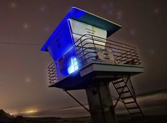 Light-Tower (Danktograhphy) Tags: longexposure nightphotography torreypines sandiego hdr wideanglelens 14mm rokinon sandiegonightphotography danktography lightguardtower