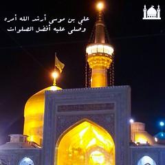 Imam Ali Alrida ( ) Tags: muslim islam jafar ali muharram ashura hassan karbala musa prophet fatima zainab  allah shai muhammad imam  hussain  basim mahdi    abass                    alkarbalaie