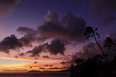Colors (Carole Engle) Tags: ocean sunset nature landscape hawaii nikon honolulu portlock chinawalls