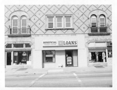 817, 823 and 819 Haddon Avenue (collingswoodlib) Tags: blackandwhite clothing 1982 storefront florist stores businesses collingswood haddonavenue collingswoodpubliclibrary 817haddonavenue 823haddonavenue collingswoodmovietheatre 819haddonavenue