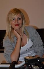 Eicma 2014 Model (304) (Pier Romano) Tags: woman sexy girl beautiful model milano babe salone blonde moto motorcycle belle donne hostess bella bellezza fiera ciclo esposizione rho 2014 ragazze bionda modelle eicma