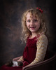 Girl with hamster (andypf01) Tags: people girl children portrait sitting animal pet hamster colour studio indoor blondehair